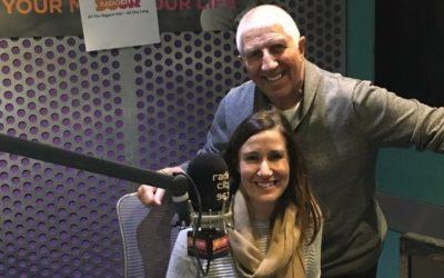 Interviews with Pete Price, Radio City 2