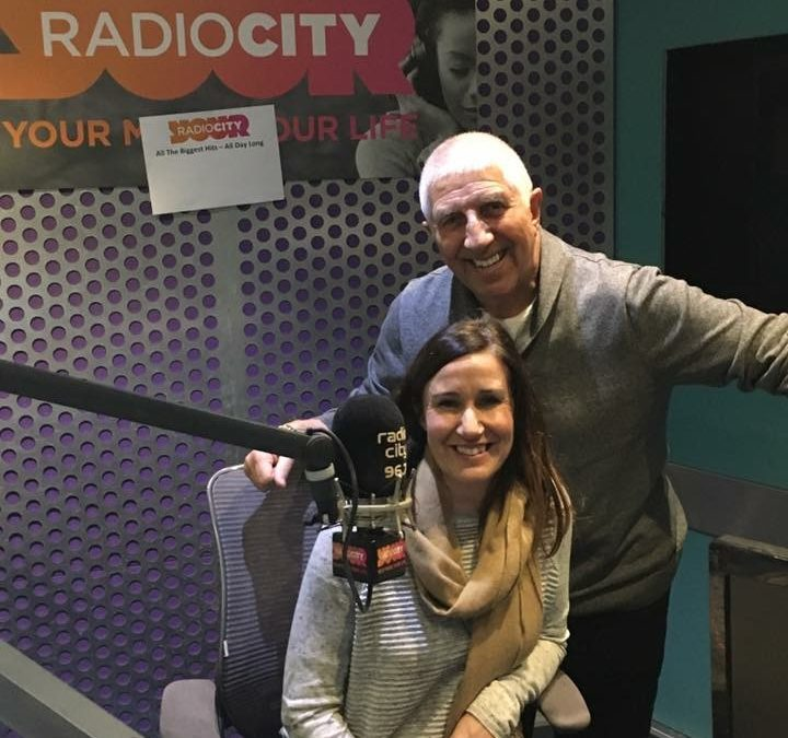 Interviews with Pete Price, Radio City 2
