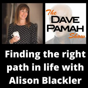 Dave Pamah Show Podcast interview with Alison